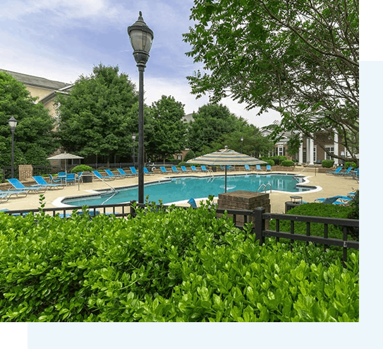 Avemore Apartment in Charlotteville, VA features luxury amenities like our resort-style pool.