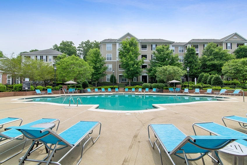 Avemore in Charlottesville offers luxury community features and amenities for tenants.