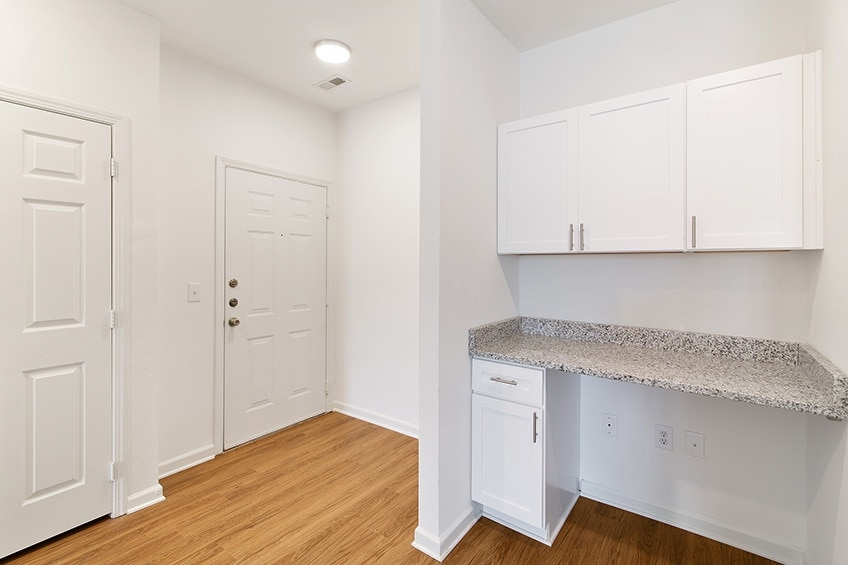 Renovated Apartment Hall Entry at Avemore Apartment Homes