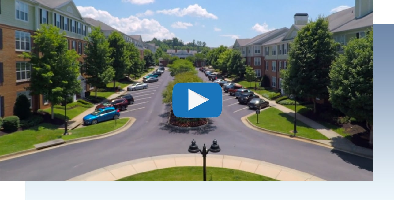 Watch our Avemore Apartment video footage, featuring clips of our 1, 2, and 3 bedroom apartments for rent in Charlottesville.
